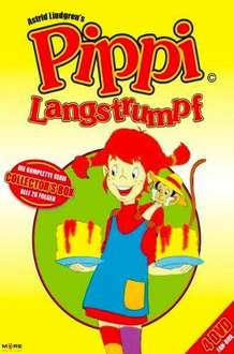 [Amazon] Pippi Langstrumpf - Die komplette Serie (Folge 01-26) [4 DVDs] Spieldauer: 1625 Minuten für 10,97€ mit Prime statt ca. 20€