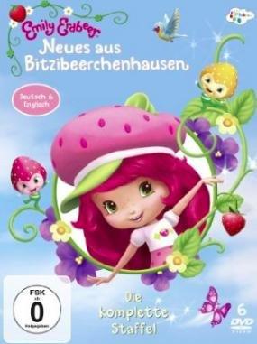[Amazon] Emily Erdbeer - Die kompletten Geschichten aus Bitzibeerchenhausen [6 DVDs] für 8,97€ statt ca. 25€ (gebraucht) und 30€ (neu)