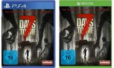 [Conrad.de] Telltale Games : 7 Days to die (PS4 & Xbox One) für 24,44€ vorbestellen