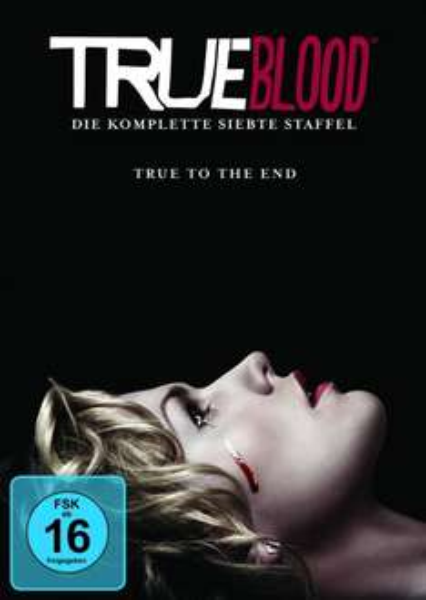 [Amazon] True Blood - Die komplette siebte Staffel [4 DVDs]