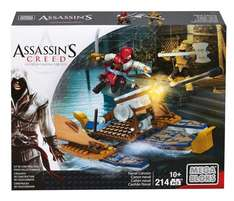 Mattel Mega Bloks CNG11 - Assassin's Creed - War Boat für 8,73€ @ Amazon