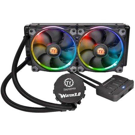 [ZackZack] Thermaltake Water 3.0 Riing RGB 240 AiO-Wasserkühlung für 109,90€