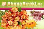10 Euro statt 20 Euro für Gutschein von Blumedirekt.de, ohne VSK@Groupon.de