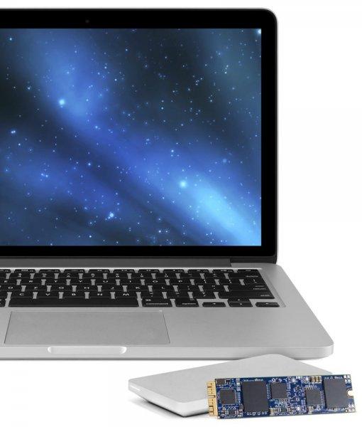 SSD Aufrüstsatz für AKTUELLE Macbook Pro / Air verfügbar