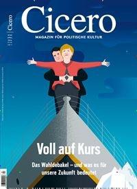 """13 Ausgaben des """"Cicero"""" Magazins für 24,95€ Direktpreis (keine Prämie, kein Gutscheincode)"""