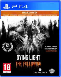 Dying Light: The Following - Enhanced Edition PS4 für 37,62€ /Xbox One für 35,81€ bei base.com