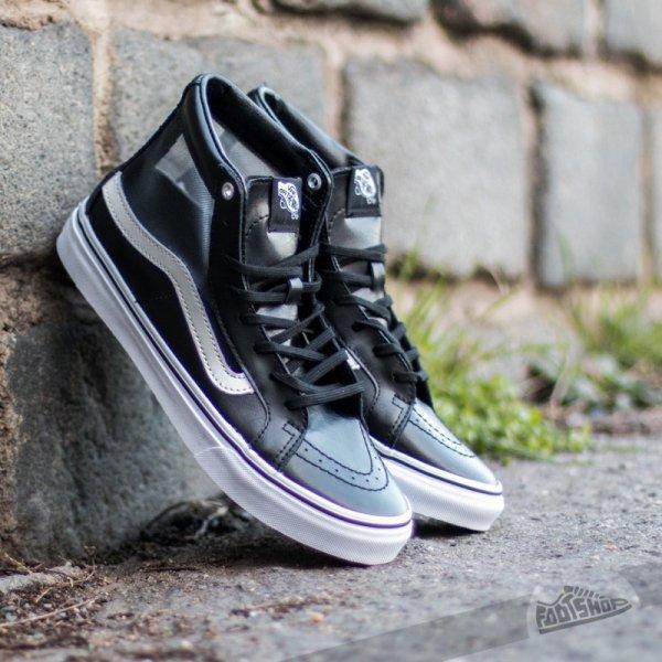 Vans Frauen Schuhe SK8-Hi Slim Cutout Mesh Black/ Black für 58 €