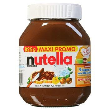 825g Nutella für 2,65€ = 3,22/kg bei Netto (rot) mit 5,10,20% Rabattgutscheinen kombinierbar