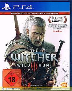 The Witcher 3: Wild Hunt Limited 2. Auflage / PS4 / PC / Xbox ONE