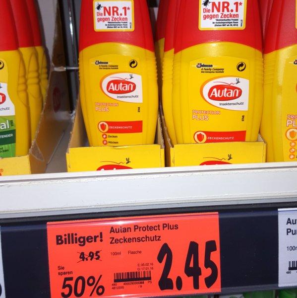 [KAUFLAND] Autan Protection Plus für nur 0,45€ (Angebot+Coupon)