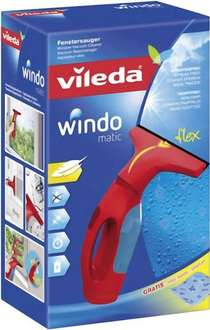 Amazon Vileda Fenstersauger Windomatic - 25,90€ mit scondoo