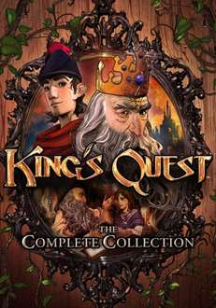 [XBOX One] King's Quest Kapitel 1