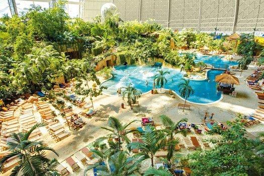 Tropical Islands inkl. 1 oder 2 Nächte im 4 Sterne Hotel mit Frühstück ab 59€ pro Person