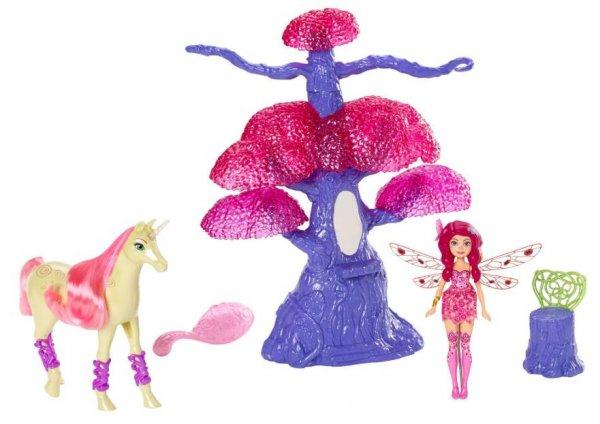 [Amazon Prime] Mattel Mia and Me - Minipuppenzubehör - Magischer Baum Mini-Spielset für 14,83€ statt ca. 22€