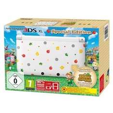 Nintendo 3DS XL Animal Crossing: New Leaf - Special Edition für 129€ @Redcoon