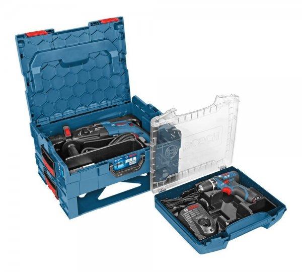 [Alternate] Bosch Bohrhammer-Set GBH 2-28 DFV +GSR 10,8-2-LI + Weber Smokey Joe Grill für 284,99 €