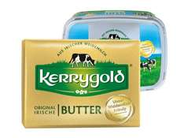 Kerrygold Butter bzw. Extra für € 1,11 bei LIDL