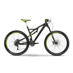 "Haibike Heet 9.10 29"" 30-G XT mix CARBON FULLY Bike Fahhrad"