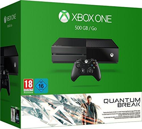 [Saturn bundesweit] Xbox One + Quantum Break + Alan Wake + Star Wars - Das Erwachen der Macht Blu-Ray für 269,- Euro