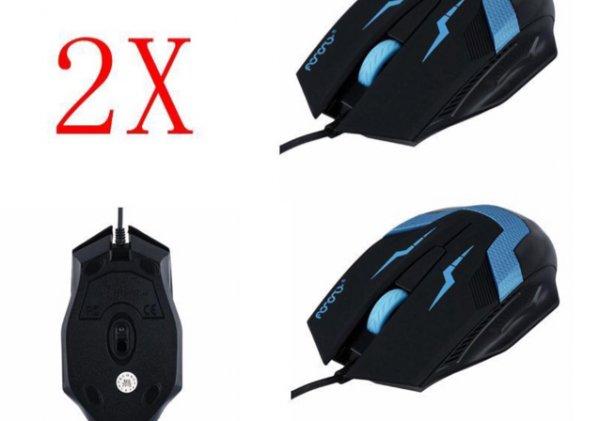 2x PC Maus 1600 dpi für 1€ kostenloser Versand !!!