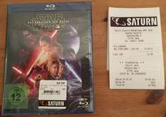 [Lokal Saturn Jena] Star Wars 7 Blu-Ray 12,99 €