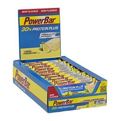 *Amazon* PowerBar Protein Plus 30 Prozent Lemon-Cheesecake 15 x 55 g