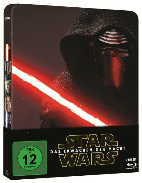 Star Wars: Das Erwachen der Macht - Limited Edition Steelbook + Bonusdisc für 25,10€ @ buecher.de
