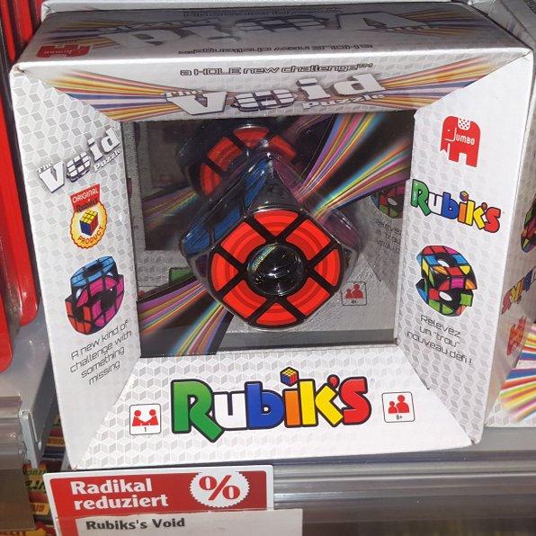[GLOBUS HATTERSHEIM] Rubik's Void für 12€