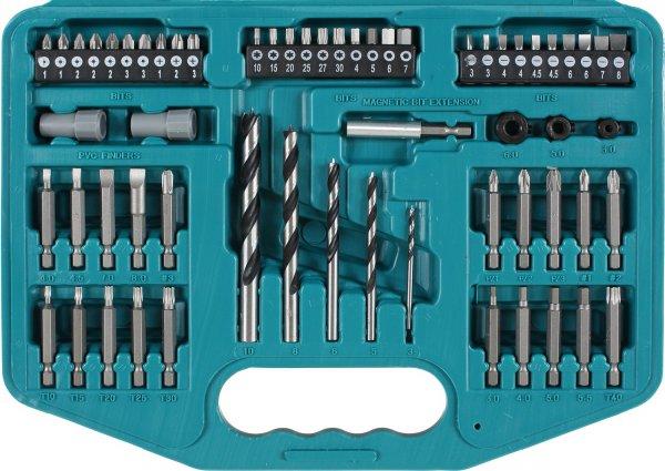 [Notebooksbilliger] Makita P-30835 Bohrer-Bit-Set 99-tlg. Bohrersatz Bitsatz für Akkuschrauber  für 17,99€ inc. Versand ab 08.00 Uhr