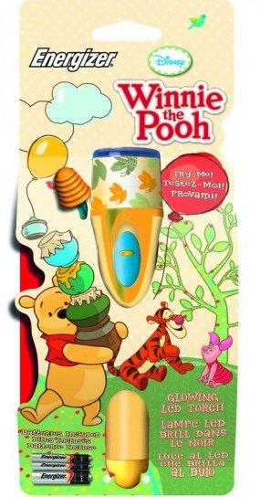 [GLOBUS HATTERSHEIM] Winnie the Pooh Energizer LED-Taschenlampe für 5,00€