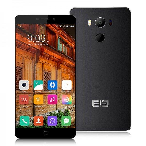 "[@UUonlineshop] Elephone P9000 Lite Octa-Core 4G (FDD-LTE) 5.5"" Dual Sim-Karte Android 6.0 4GB / 32GB - Schwarz - NUR EUR 164,93"