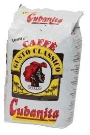 Kaffee: Carraro Cubanita Gusto Classico Beans (Eigenmarke - kein Vergleichspreis)