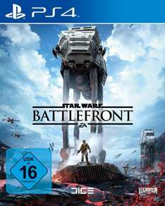 [Amazon.de] Star Wars Battlefront (PS4) für 24,70€ (Prime)