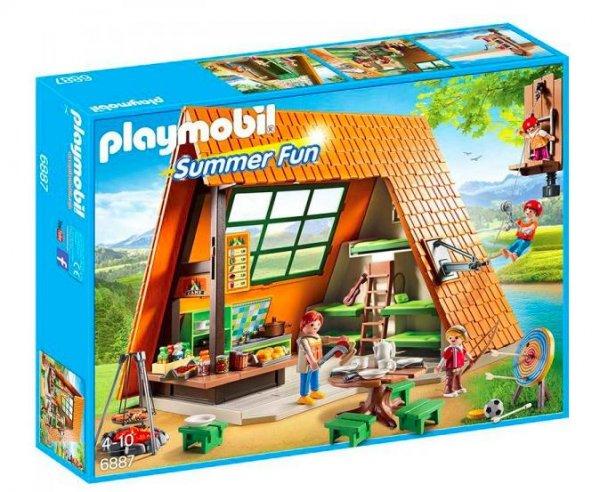 [Spielemax.de] PLAYMOBIL® 6887 Großes Feriencamp für 35,50€ bei Abholung statt ca. 45€
