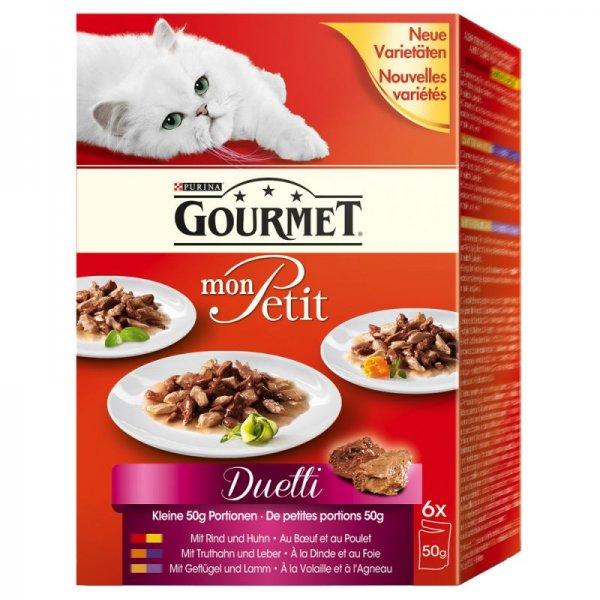 Gratisprobe GOURMET Mon Petit Duetti sichern (Bundesweite Promotionaktion)