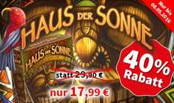 (Brettspiel/Spiele-Offensive) Haus der Sonne für 19,49€