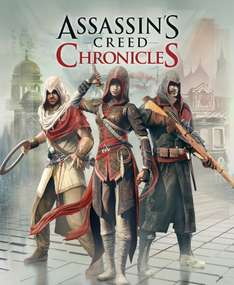 [Deals with Gold - Xbox One] Assassins Creed Chronicles - Triology 17,49€
