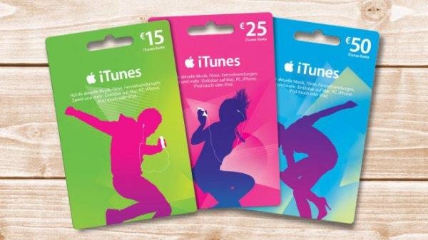 (BUNDESWEIT) Saturn iTunes - Karten bis zu 20% Rabatt