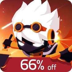 [Android] Star Knight *Action Jump'n'Run -66% für 0,92€ statt 2,09€