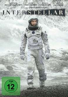 [Google play &  Amazon Instant Video]  Interstellar HD