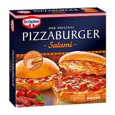 Pizza Burger 1,72€ Edeka
