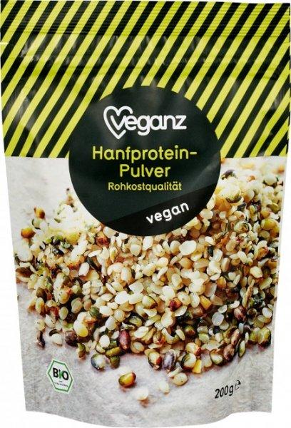 [Netto-online.de] Bio-Hanfprotein-Pulver für 23,15 €/kg in 200-g-Packungen zu je 4,63 € (Hanfprotein, mal kein Whey)