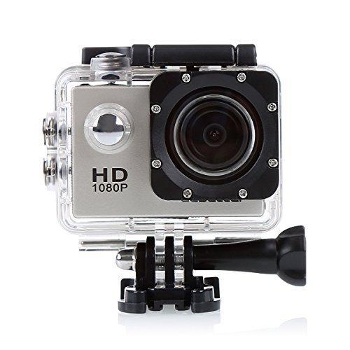 [Amazon Marketplace Prime]  CS710  — 12 MP Action Kamera mit 2 Akkus und umfangreichem Zubehör Set für 41,90€