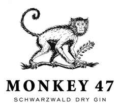 2× Monkey 47 Dry Gin 47 % + 11× Fever Tree Tonic Water für 50,37 €