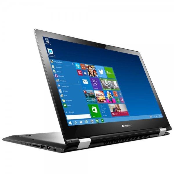 Lenovo Yoga 500-15IBD Convertible in weiß mit Core i7-5500U, 8GB RAM, 1TB SSHD, 15,6 Zoll Full-HD Touchscreen für 749€ bei ebay/redcoon