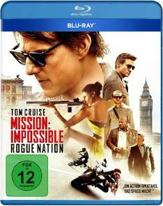 [Amazon Prime] - Mission Impossible: Rogue Nation [BluRay]