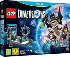 [Amazon fr] Lego Dimensions Starter Pack WiiU und PS4 65,45