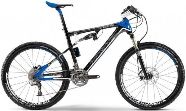 Haibike Sleek Team 26 e:i Fully Mountain Bike 2013 9,9kg
