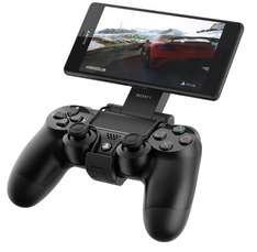 "[Amazon] Playstation: Sony Dualshock 4 Game Control Mount, Gaming-Halterung für Smartphones & Tablets (Displaygröße 4""- 8""), Remote Play für 9,08€"