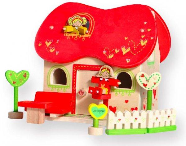 [windeln.de] EverEarth Märchen-Puppenhaus für 29,98€ statt ca. 38€